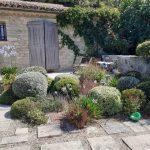 entretien de massif jardin manosque