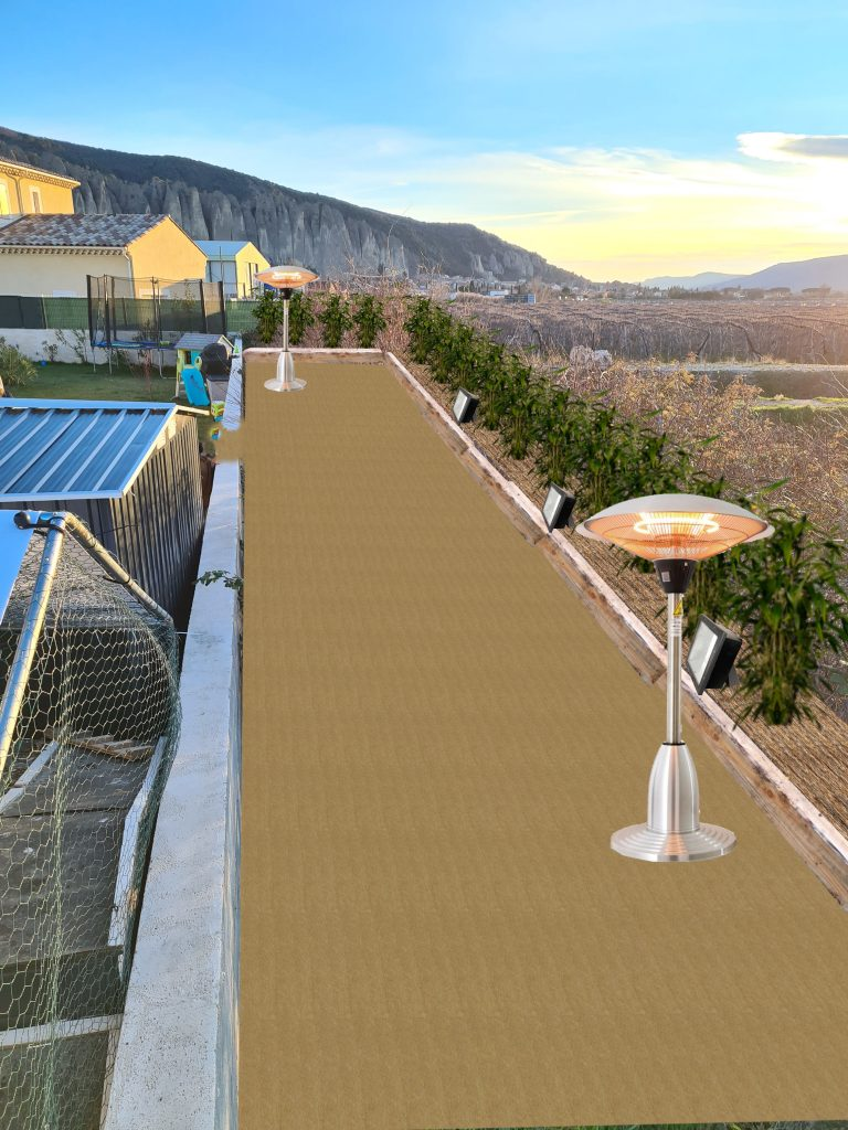 plan 3D aménagement de jardin gonsalves paysages