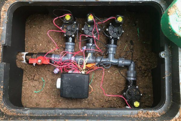 systeme d'arrosage automatique bluetooth